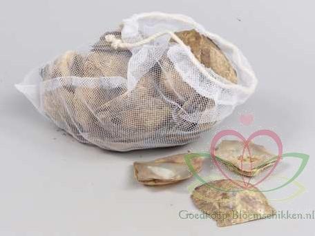 Mother of Pearl stukken schelpen +/- 500 gram