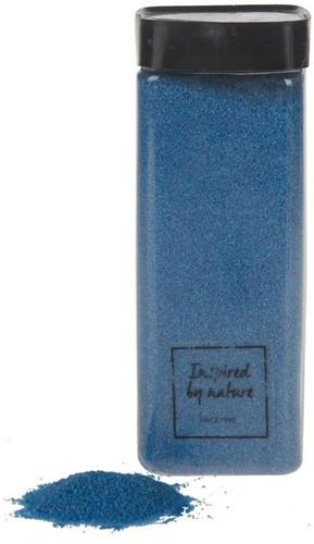 Decoratiezand 650 ml Donkerblauw Decoratiezand