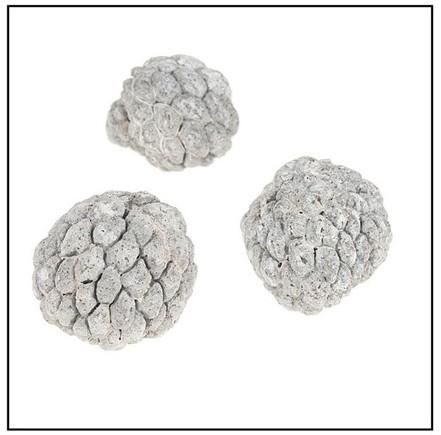Atafruit 200 gram.White Wash Zeer decoratief