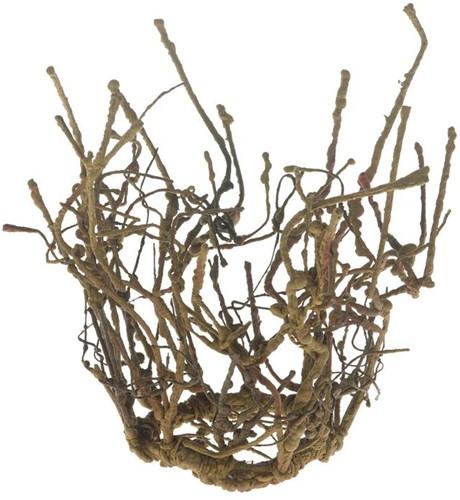 Nestkrans Twig wreath 40cm. artificial Vogelnest