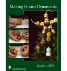 Making Gourd Ornaments For Holiday Decorating,  Making Gourd Ornaments Fo