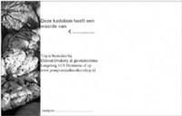 Cadeaubon Kadobon - Basiseenheid Cadeaubon Kadobon-2