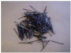 Steeknaalden, kopspeldzwart 25 gram kleinverpakking