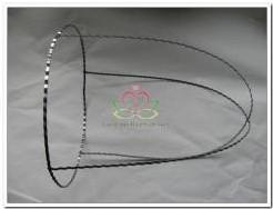 Draadkroon 15 cm hoogte KORTING zie omschrijving