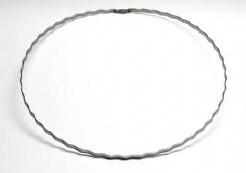 Draadkrans ring Wreath rings diverse maten,  - 12 cm dromenvanger