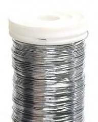 Myrtendraad verzinkt 0, 37 mm 100 gr Myrtendraad ver