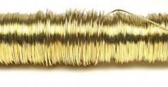 Lakdraad 100 gr goudkleurig Lakdraad 100 gr