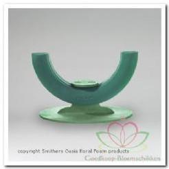 Oasis Bioline mini Candleholder 30*8 cm. steekschuim Kandelaar Oasis