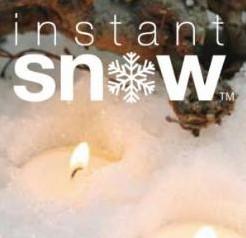 Instant snowsneeuw30 gram. op=op Instant snow sneeuw30 gr