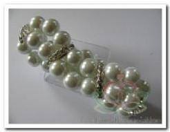 'Corsage Polscorsage-armband ''Double Bubble Sugar''' Corsage Polscor