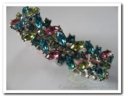 Corsage Polscorsage-armband Pop Rock Rainbow Corsage Polscor