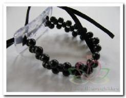 Corsage Polscorsage-armband Simply Black Corsage Polsco