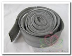 Foam roll 165cm. grijs Foam roll 165cm.