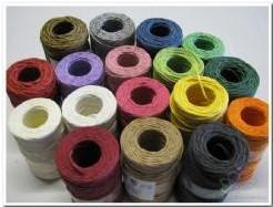 Bindwire paperwire 50 meter gekleurd - Goud 152100815400 Bindwire paperw