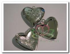 Hart fotohanger gift voor bruidsmeisjes.  Hart fotohanger gift voor
