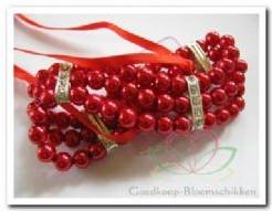 Corsage Polscorsage Empress Red Corsage Polscor