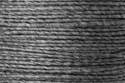 Bindwire papierdraad 100 m 2 mm zwart Bindwire papier