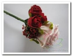 Corsage Roos Softrose CPR109 Corsage Roos S