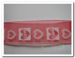 Lint Love Red Wired / meter beperkt Lint Love Red W