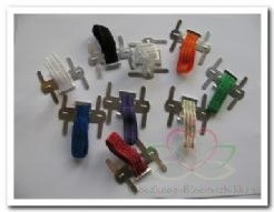 Corsageband Polscorsage Elastisch / pakje12stuks - Rose Quartz Corsageband Po