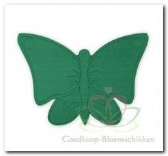 Vlinder steekschuimvorm (Groot)