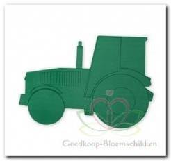 Tractor, Trekker steekschuimvorm