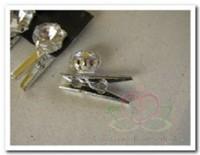 Diamantje Strass op knijpertje / pakje Diamantje Stras-2