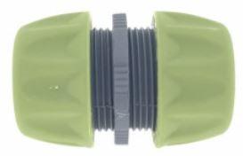 Slangkoppeling zacht 1/2 '' - 5/8 ' direct op slang of kraan