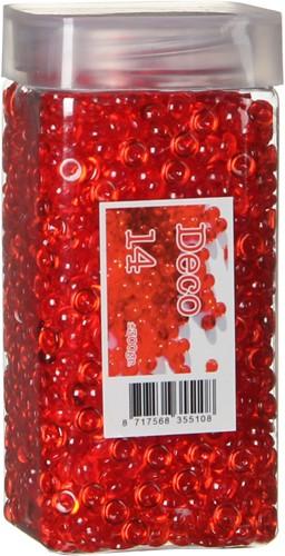 Kristal Deco Red 300 gr steentjes