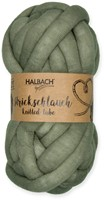 Strickschlauch Knitted tube Jade 130 voor dik knoop en vlechtwerk