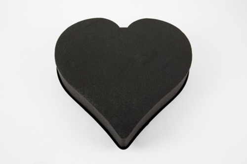 OASIS® EYCHENNE® ALL BLACK™ HART 44cm Oasis Black Zwart steekschuim Oase