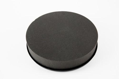 OASIS® EYCHENNE® ALL BLACK™ KUSSEN 28cm Oasis Black Zwart steekschuim Oase