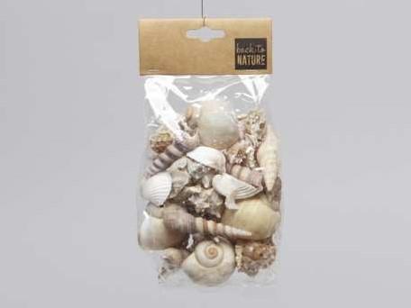 Schelpenmix 250 gram