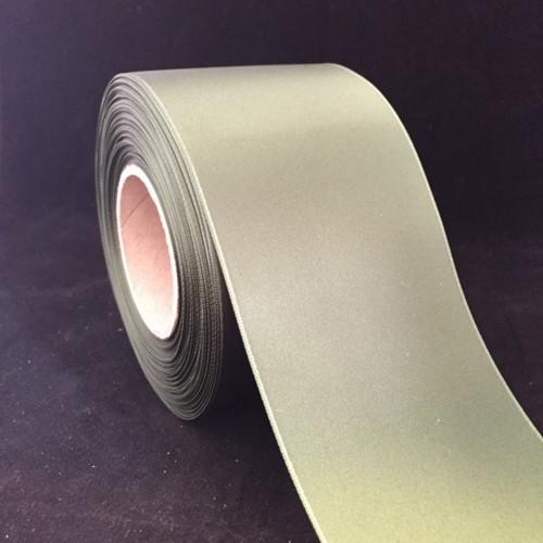 Lint voor Lintprinters Dubbelsatijn STANDAARD 70mm 3223 Olive 893 25m Lint voor Lintprinters