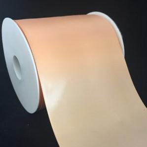 Lint voor Lintprinters Creative Ribbon 75mm PHIRSICH 25m stevig kwaliteits lint Dubbelsatijn