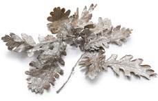 Eikenblad LOS +/- 150 gram Silver