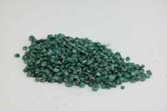 Umbonium schelpen blauw, 200 gram