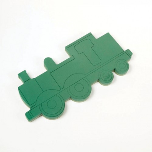 Foam Frame Train Trein Oasis Foam frame 41 x 86 cm