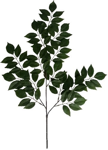 64cm. LARGE MOUNTAIN ASH LEAF SPRAY / stuk boeketvuller