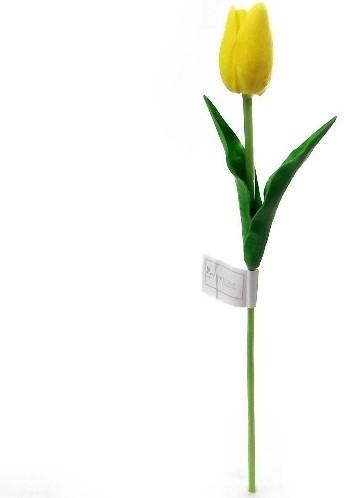 Tulp Realtouch Yellow/GEEL / stuks. 34cm. Gele tulp