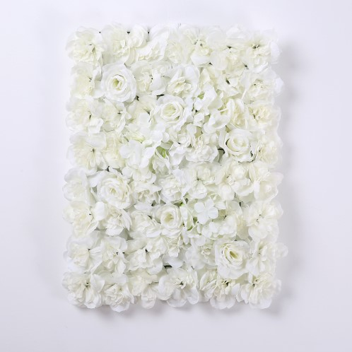 Flowerwall Flower Wall NEW Hydrangea Dahlia 40*60cm. 3D IVORY Flowerwall