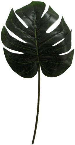 Monstera blad Monsterablad Joekel 73cm LARGE PAK +/- 12stuks VT Wonen Botanical SPLIT PHILO LEAF