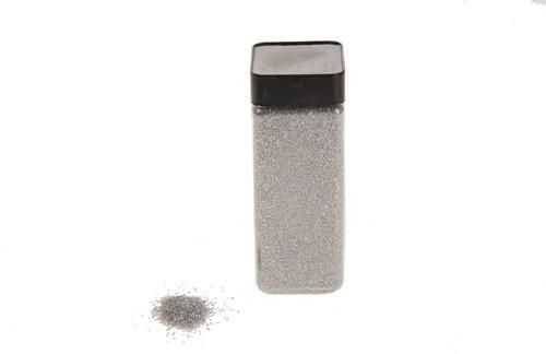 Decoratiezand 650 ml Zilver Decoratiezand