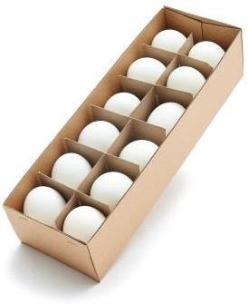 Eenden eieren wit 12 stuks eggs