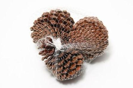 Denneappels Maritima 10-14cm Naturel 3st Grote Denneappel