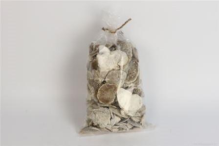 Elfenbankje WHITE WASH zak 500 gr Sponge Mushroom Mini