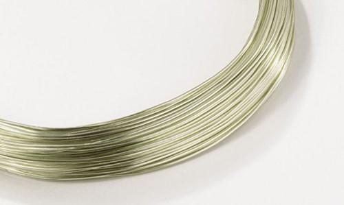 Aluminiumdraad 1 mm  rol +/- 60 m