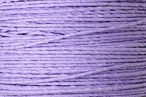 Bindwire papierdraad 10 m 2 mm Lavendel Kleinverpakking