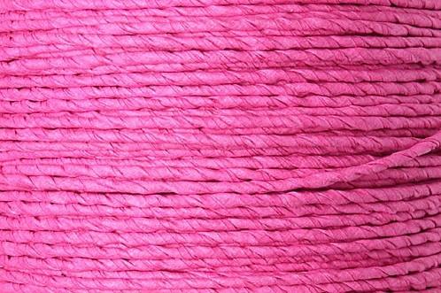 Bindwire papierdraad 10 m 2 mm Pink Kleinverpakking