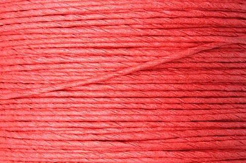 Bindwire papierdraad 10 m 2 mm rood Kleinverpakking